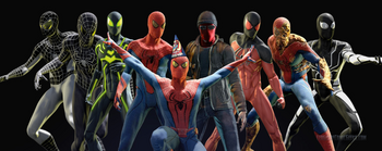 The-amazing-spider-man-game-costumes