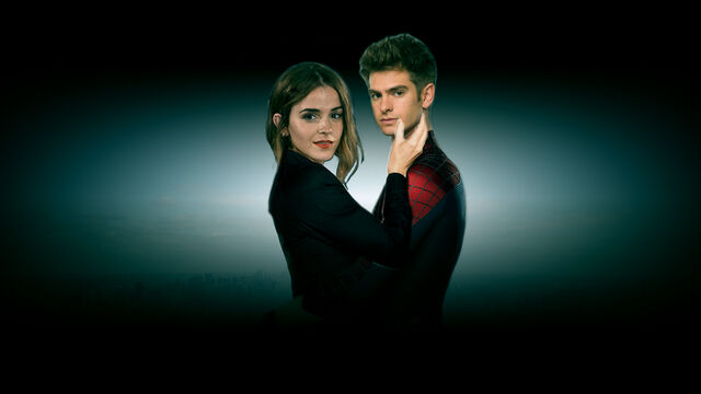 File:Promotional art with Andrew Garfield & Emma Watson for The Amazing Spider-Man 3.jpg