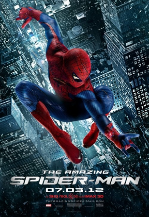 The Amazing Spider-Man eighth poster