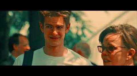 Peter Parker's Graduation Day (Deleted Scene) - The Amazing Spider-Man 2 (2014)