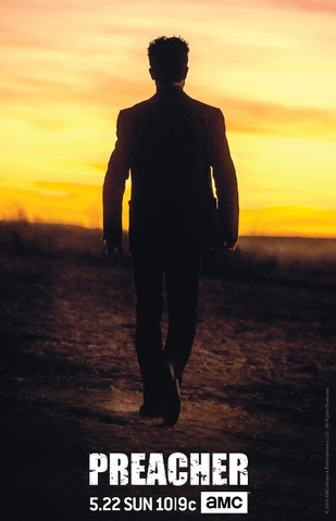 File:Preacher season 1 poster - Jesse Custer silhouette.png