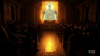 Impostor God speaks to All Saints' Congregational