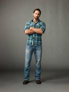 Preacher season 1 - Donnie Schenck crossed arms