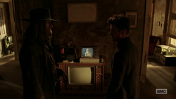 Jesse makes a deal with the Saint of Killers