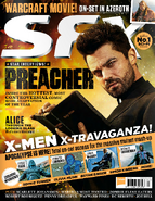 SFX magazine - Issue 274 cover