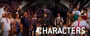 Character portal
