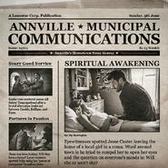 Annville Municipal Communications - Sunday 5th June