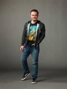 Preacher season 1 - Eugene Root smiling