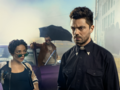 Preacher season 2 - Jesse, Cassidy, and Tulip.png