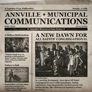 Annville Municipal Communications - 17th July