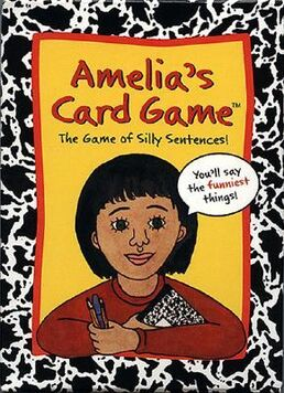 Amelia's Card Game