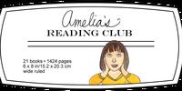 Amelia's Reading Club