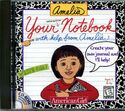 Your Notebook (with help from Amelia)
