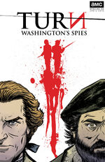 Turn - Washington's Spies - Rivals cover