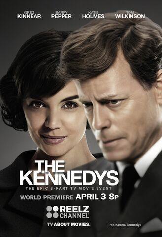 File:The Kennedys (Jon Cassar – 2011) poster 2.jpg