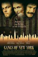 Gangs of New York (Martin Scorsese – 2002) poster 4
