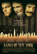 Gangs of New York (Martin Scorsese – 2002) poster 4