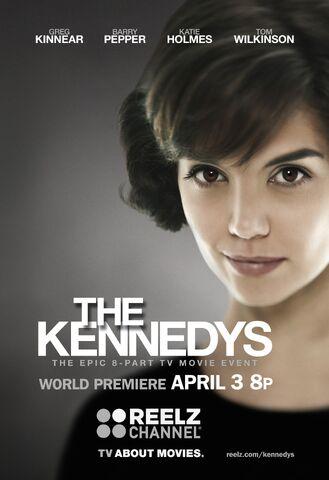 File:The Kennedys (Jon Cassar – 2011) poster 3.jpg