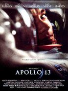 Apollo 13 (Ron Howard – 1995) poster 2