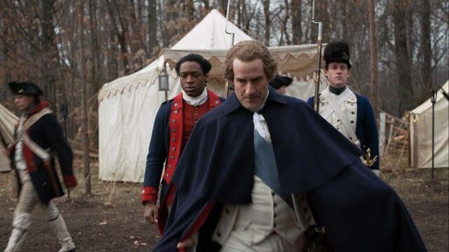 File:George Washington walks past Benjamin Tallmadge – Turn - Washington's Spies.jpg