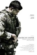 American Sniper (Clint Eastwood – 2014) poster 2