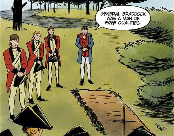 File:George Washington's speaks about Edward Braddock – Turn - Washington's Spies.jpg