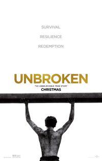 Unbroken (Angelina Jolie – 2014) poster 2
