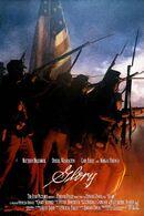 Glory (Edward Zwick – 1989) poster