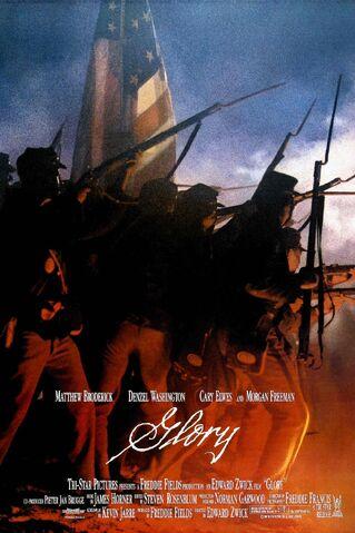 File:Glory (Edward Zwick – 1989) poster.jpg