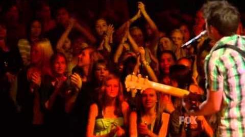 Kris Allen - Remember the Time (American Idol 8 Top 13) HQ