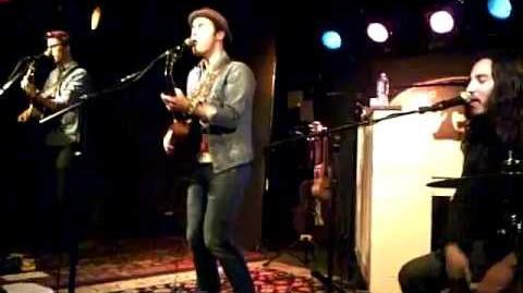 Kris Allen - Before We Come Undone (Toronto, April 23, 2013 - The Rivoli)