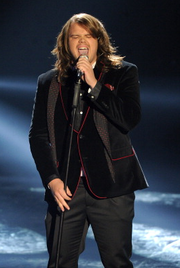 Caleb Johnson Pic