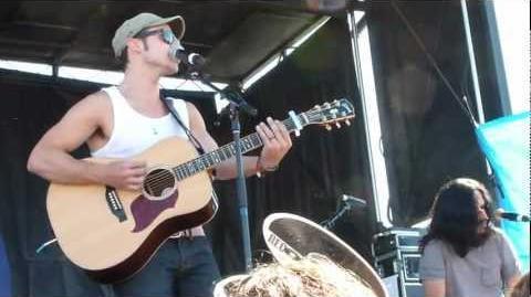 Kris Allen - Monster - Las Vegas 4-21-2012