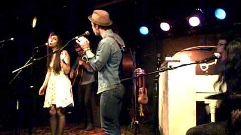 Kris Allen ft. Stacey - Loves Me Not (Toronto, April 23, 2013 - The Rivoli)