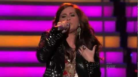 Skylar Laine Gunpowder And Lead - Top 9 - AMERICAN IDOL SEASON 11