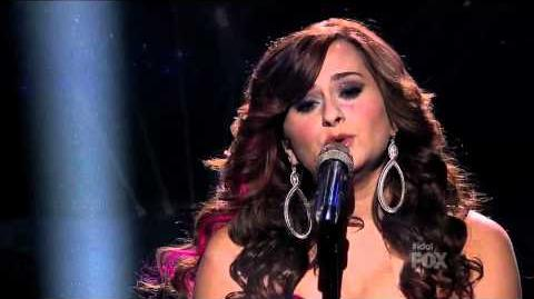 Skylar Laine Wind Beneath My Wings - Top 8 - AMERICAN IDOL SEASON 11