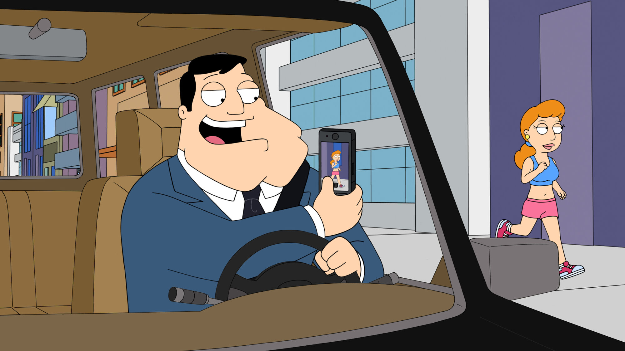 american dad sexiest episode