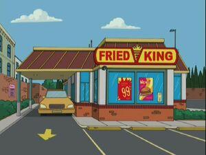 Fried King