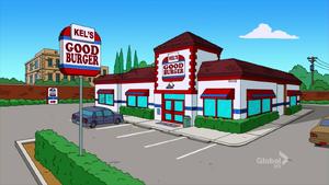Kel's Good Burger