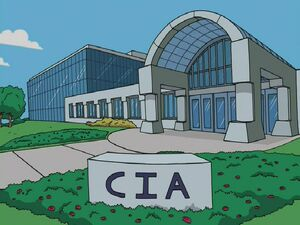 CIA Headquarters