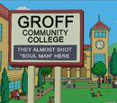 Groff colegio comunitario