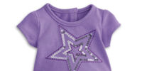 Sequined Star Tee