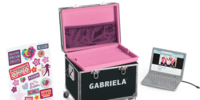 Gabriela's Performance Case