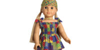 Julie's Patchwork Outfit