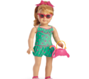 Maryellen's Flamingo Swim Set