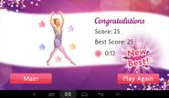 Dance Studio Android score