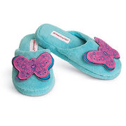 ButterflyGardenSlippers girls