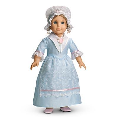 Elizabeth's Tea Lesson Gown