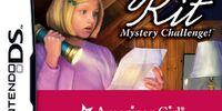 Kit's Mystery Challenge