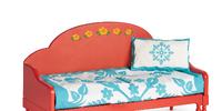 Nanea's Bed and Hawaiian Quilt